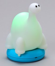 Loving this Brontosaurus Rechargeable Night-Light on #zulily! #zulilyfinds