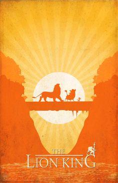 O Rei Leão por Tâmara Marra.  Le Roi lion par Tâmara Marra .  The Lion king by Tâmara Marra.