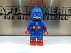 Lego Marvel, Marvel Universe, Legos, Smurfs, Fictional Characters, Lego, Univers Marvel, Fantasy Characters, Logos