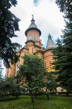Orthodox Cathedral Timisoara, Romania - An unusual city trip in Europe: what to do in Timisoara, Romania - Wandering the World Travel Tours, Shopping Travel, Travel List, Travel Europe, Budget Travel, Travel Ideas, Ukraine, Timisoara Romania, Visit Romania