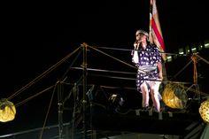 9/7 プロジェクト福島《フェスティバルFUKUSHIMA in AICHI!》 撮影:黒田愛美 撮影場所:オアシス21 盆踊りの時間