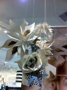 Paper Flowers at Sephora