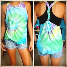 DIY workout shirt with screen print saying?! so cute.