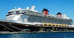 12 náufragos cubanos fueron rescatados por un Crucero Disney