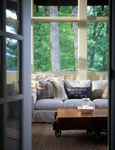 Muskoka Living Interiors — Projects