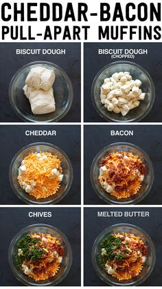 ... Biscuit Recipes on Pinterest | Monkey Bread, Canned Biscuits and