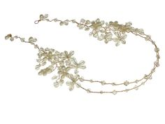 Grecian Headdress double strand tiara