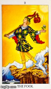 Image tagged in gifs,tarot,divination,radiant waite