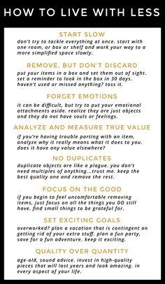 "Great tips from Lauren Jade Lately ""Simplifying Life, Maximizing Happiness"" Minimalism Living, Grand Menage, Vie Simple, Minimalist Lifestyle, Minimalist Parenting, Minimalist Living Tips, Minimalist Kids, Minimalist Photos, Minimalist Wardrobe"