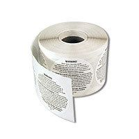 Buy Container Candle Label 1.25 inch