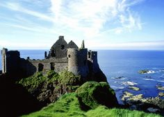 Visit a castle in Ireland