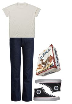 """""""174"""" by dorothygale-z ❤ liked on Polyvore featuring Bliss and Mischief, Workshop, PF Flyers, vintage, cool, rebel, 1950s and retro"""