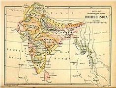 british raj thesis