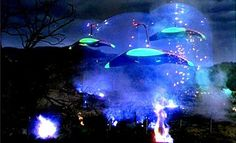 """In 1953, Gene Barry & Ann Robinson fought """"The War of the Worlds"""" in this sci-fi epic that I never fail to enjoy! Great effects too!"""
