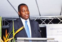 Minister of foreign affairs, goffrey onyeama