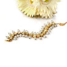 A Good Gift For Fiance Female Elegant Pearls Bracelet Birthday Gifts