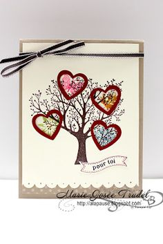 A La Pause: Commande Spéciale Marie-Josée Trudel Stampin Up Forever Young