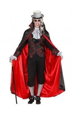 Disfraz de Conde vampiro malvado
