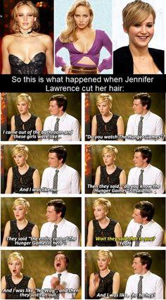 Love Josh's face!