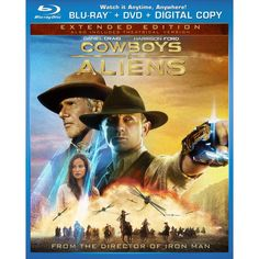 Cowboys & Aliens, this movie was quite a disappointment. Great actors, great director, bad execution.