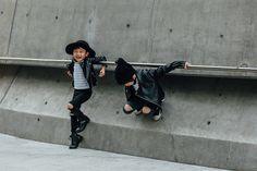 Streetstyle на Неделе моды в Сеуле