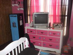 Vivian's Monster High Room...so far