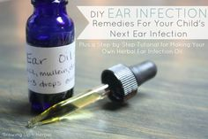 DIY Ear Infection Remedies for Your Child's Next Ear Infection