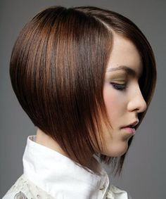 Short Bob Hairstyles Front Back | Inverted Bob Hairstyles 2013 From The Back - Hairstylespopular.com