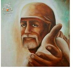 Sai Baba Pictures, God Pictures, Indian Gods, Indian Art, Pencil Art Drawings, Art Sketches, Shirdi Sai Baba Wallpapers, Indian Spirituality, Sai Baba Hd Wallpaper