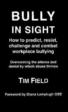 """http://www.bullyonline.org/stress/health.htmOne of the most comprehensive sites on bullying, especially adult bullying, you will find anywhere. It began as a site about workplace bullying, but expanded to cover so many aspects of the subject until it could take you days to read all that is here, depending on the subject thread you pursue. You may just find, if you are one of the bullied, you are neither """"oversensitive"""" (one of the terms bullies love to use to cover for themselves)"""