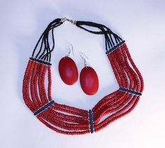 bold african jewelry | Culture Shock-African Jewelry Section >