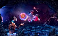 35 Best dmt art images in 2016 | Visionary art, Visual arts, Psychedelic