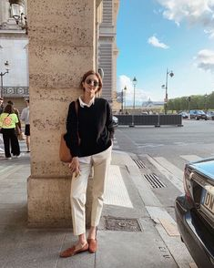 first date outfit Goth Outfit, Beige Outfit, Fasion, Fashion Outfits, Womens Fashion, Modest Fashion, Fashion Pants, Noora Style, Printemps Street Style
