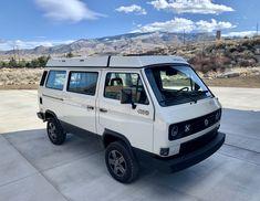 Vw Bus T3, T3 Camper, Vw T, Volkswagen, Vw Syncro, Pajero Sport, Vw Classic, Retro Cars, Campervan