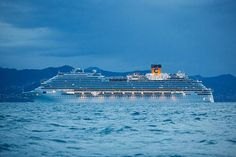Cruise Reviews, Cruise News, Cruise Lines, Cruises - Cruise Discuss | Costa Diadema Will Begin Roundtrip Cruises From Rome