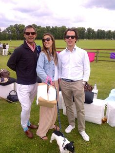 Pimms cup polo chantilly 23.06.2012