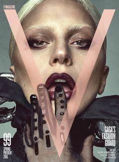 Lady Gaga by Steven Klein | V Magazine #99
