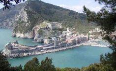 Porto Venere vista da Monte Marcello Magra