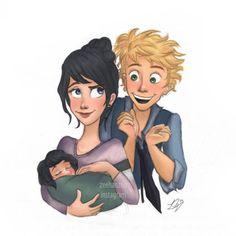 Imagen de Adrien, adrinette, and emma