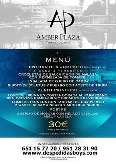 menu amper 30