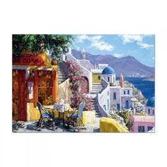 inShop webáruház > Educa Viktor Shvaiko, Égei tengeri puzzle, 1500 darabos