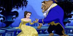 Beauty and the Beast-This is probably my absolute favorite Disney classic!