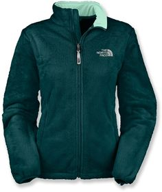 """Have a jacket like this, though it's getting quite worn-in. Love this one in the teal-- but still probably need something heavier first. :( """"The North Face Osito Fleece Jacket - Women's - Free Shipping at REI.com"""""""