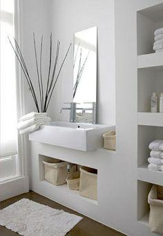 Freistehende Badewanne Im Modernen Badezimmer | Bäder | Pinterest ... Freistehende Badewanne Einrichten Modern