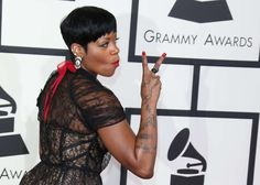 Fantasia wowed audiences with her raspy, but powerful in Season 3 of the popular series. After winni... - Dan MacMedan/Getty Images