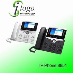 IP Phone 8851  Attribute & Specification Programmable line and feature keys: 5 . Display: 5-inch widescreen VGA (800x480 pixel) 24-bit color . Integrated switch: 10/100/1000 . Wideband audio: G.722 on handset speakerphone and headset . Personal mobile device integration: Yes; (Cisco Intelligent Proximity for Mobile Voice) . Headset ports: RJ-9; auxiliary port USB Bluetooth . Wall-mount option: Yes . IP Phone 8800 Key Expansion Module: Optional; Up to two (72 additional keys) #cisco #iot…