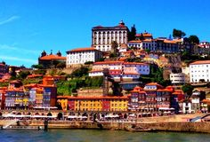 visiter-Porto-4-jours Visit Porto, Old Port, Voyage Europe, Port Wine, Spain And Portugal, City Break, British Isles, Travel Inspiration, Cruise
