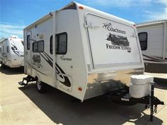 Used 2011 Coachmen RV Freedom Express LTZ 17SDX Travel Trailer at Pontiac RV | Pontiac, IL | #A004701