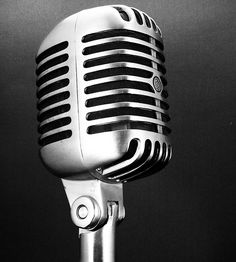 """55 Microphone, Shure (the """"Elvis"""" mike)"""