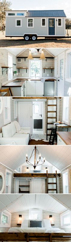 Stunning Tiny House on Wheels that You Must Have Right Now (24 Ideas) – DECOOR